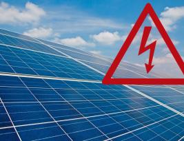 Photovoltaik-Anlagen gut geschützt