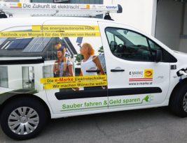 Die Elektro-Mobilität nimmt Fahrt auf!