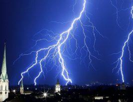 Damit Dich der Blitz nicht trifft – wann zahlt die Versicherung?