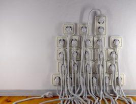 Elektro-Mindestausstattungen von Wohnungen