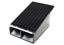 Photovoltaik, Solarthermie und Windkraft in Einem!