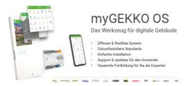 myGEKKO – die erste umfassende, unabhängige und einfache Haussteuerung für Ihr Zuhause
