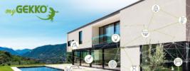 KNX Gebäudeautomation leicht gemacht ohne Programmierung – mit myGEKKO Bediensoftware!